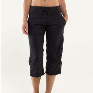 Lululemon Cropped Studio Pants